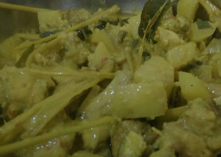 Ayam Santang Manado