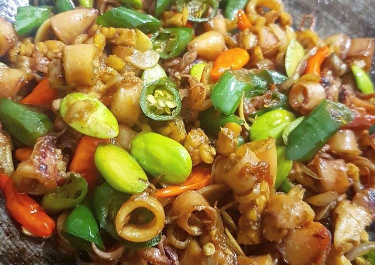 Resep Cumi Asin Sambal Ijo Foodkitcheninfo