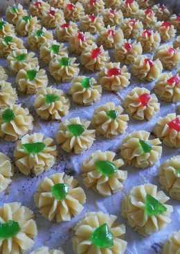 Mawar Cookies Murah Meriah