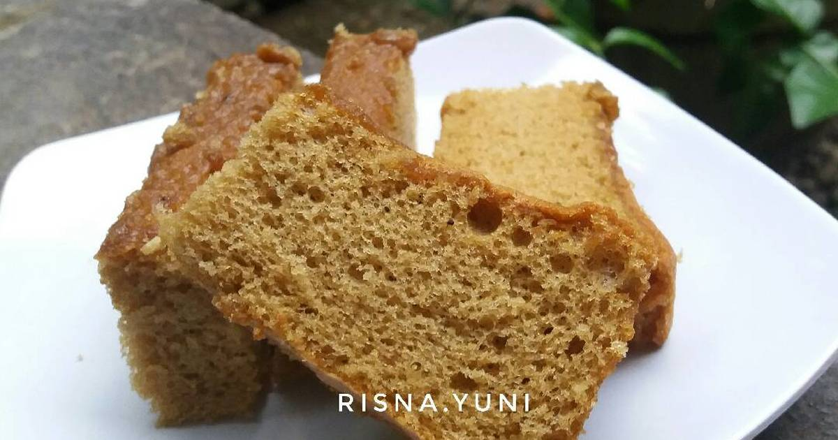 Resep Sponge Cake Jepang: Sponge Cake Mocca