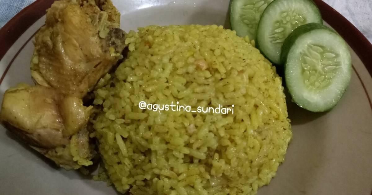 resep nasi kebuli ayam yg enak hirup Resepi Nasi Jagung Enak dan Mudah