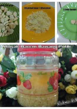 Minyak Bacem Bawang Putih