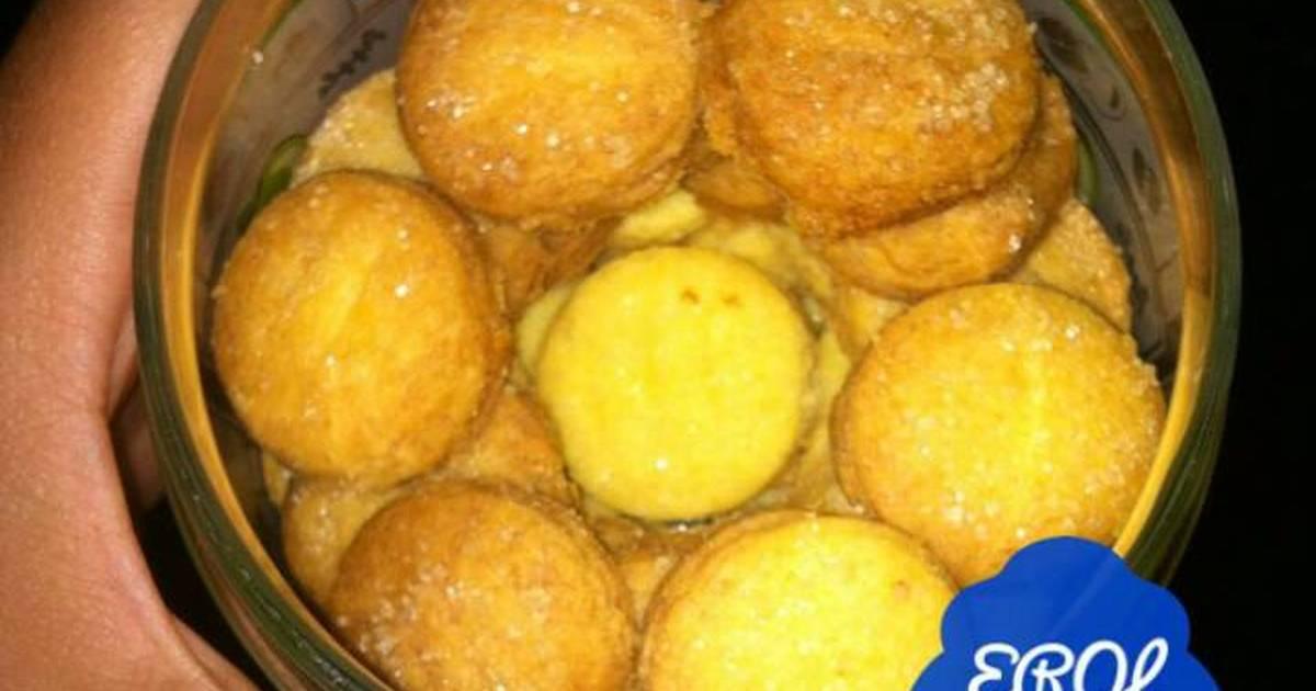 Resep Cookies Eggless Simpel Hanya 3 Bahan untuk Pemula
