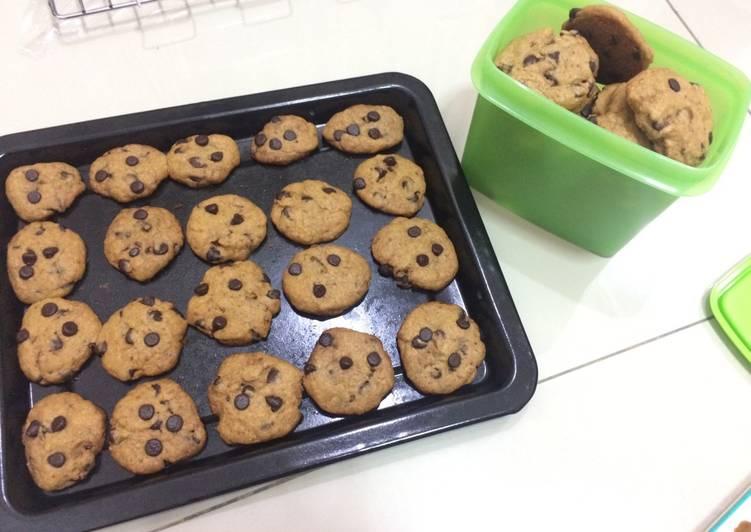 resep makanan Cookies Chocochip