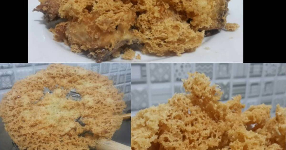 resep ayam kremes mbok berek oleh devi mariana   cookpad