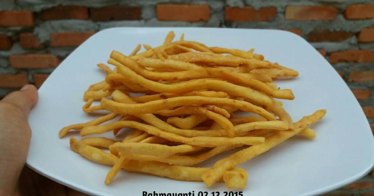 Resep Stik Bawang Keju/onion chesee stick