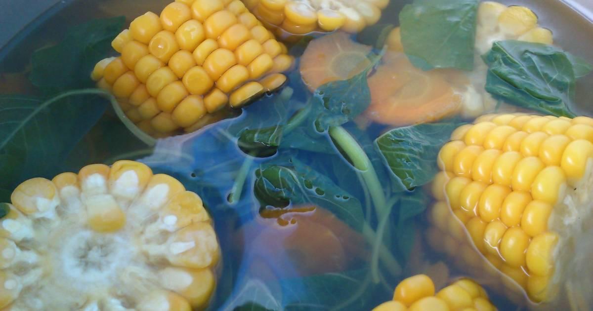 Image Result For Resep Sayur Bening Jagung Wortel
