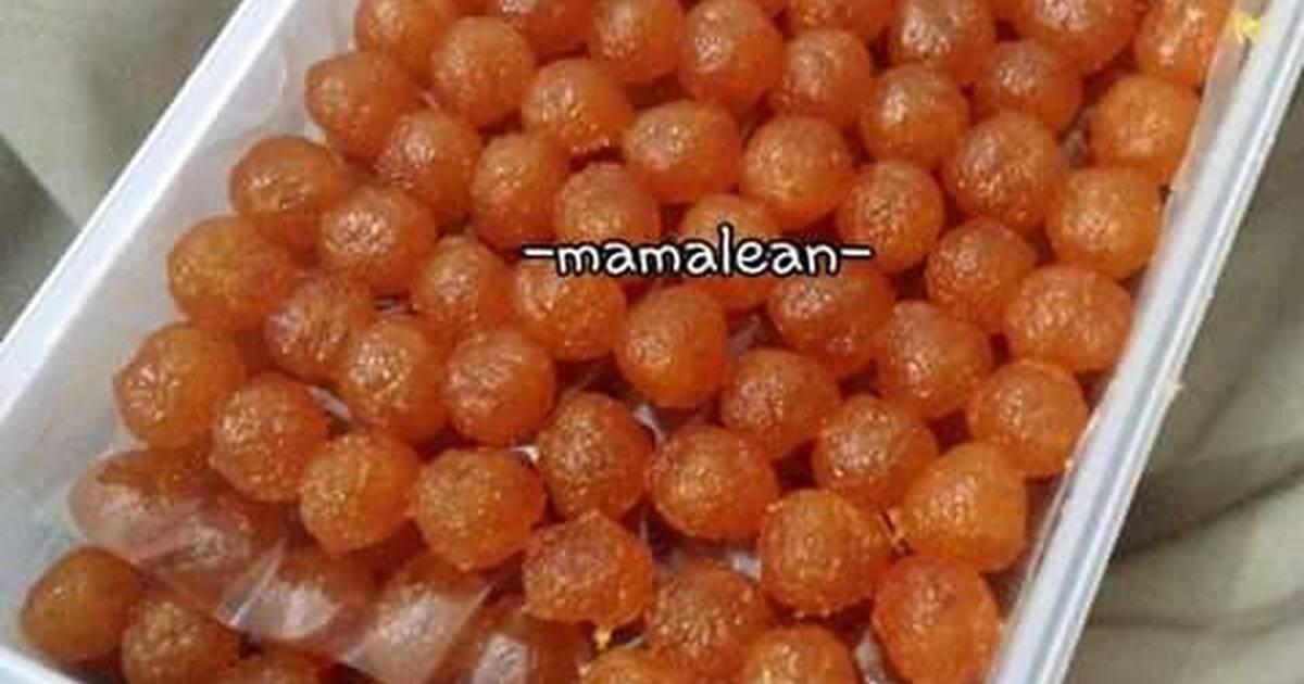 Resep Isian Nastar (Nanas)