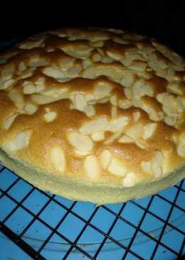 Resep Bolu Kapas / Cotton Cake