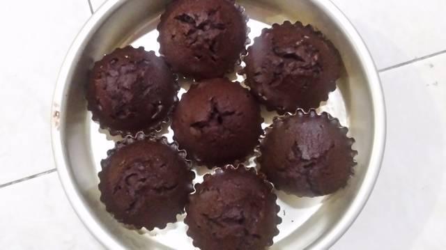 Cupcakes Pondan maknyuss