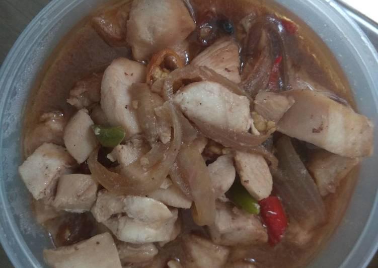 Ayam Teriyaki (Saori)