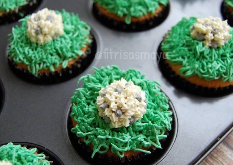 Resep Soccer Cupcakes - Kumpulan Resep Sederhana, Mudah dan Enak - ResepJos