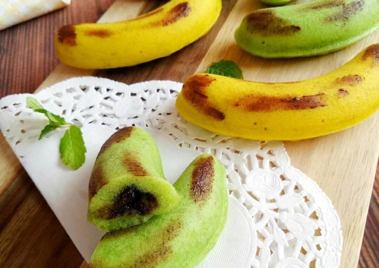 Resep Banana Steam Cake Oleh Tyasprabowo