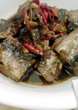 Ikan Cuwe Saus Tiram