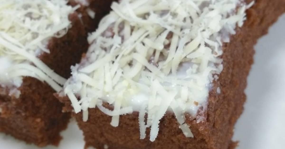Resep Cheese Cake Kukus Ekonomis: Resep Brownies Kukus Ekonomis Oleh Annisa Catering