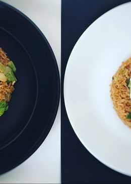 Nasi Goreng Pedas Spesial Telur Ceplok