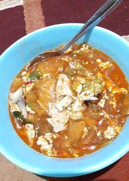 Seblak Ayam Hot (sederhana)
