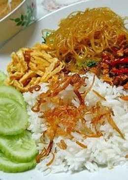 Nasi Uduk Betawi & Sambel Kacang