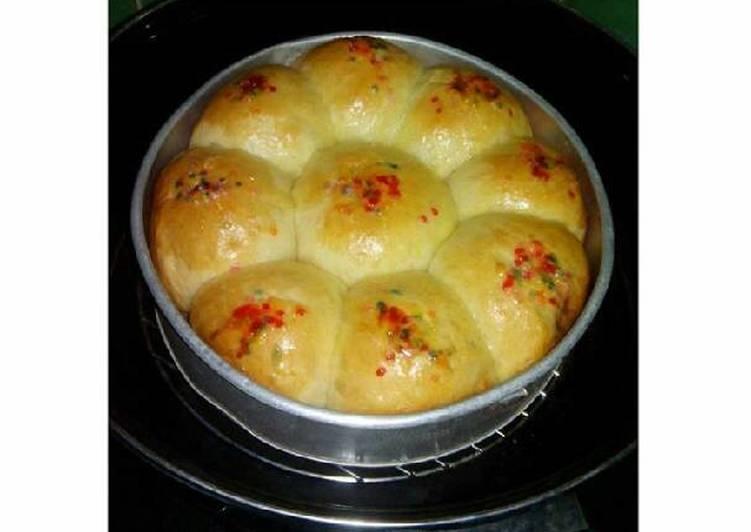 Roti Manis Oven Kompor