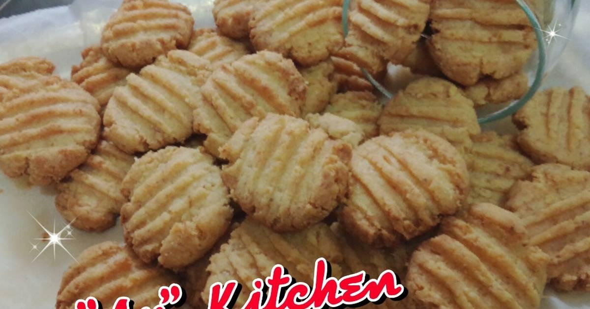 Resep Cookies kelapa 🍘