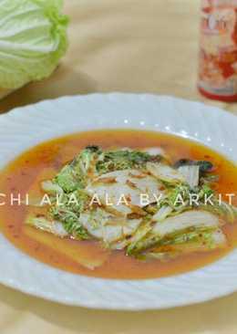 Kimchi Ala ala by ArKitchen