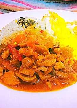 Nasi Kari Jepang