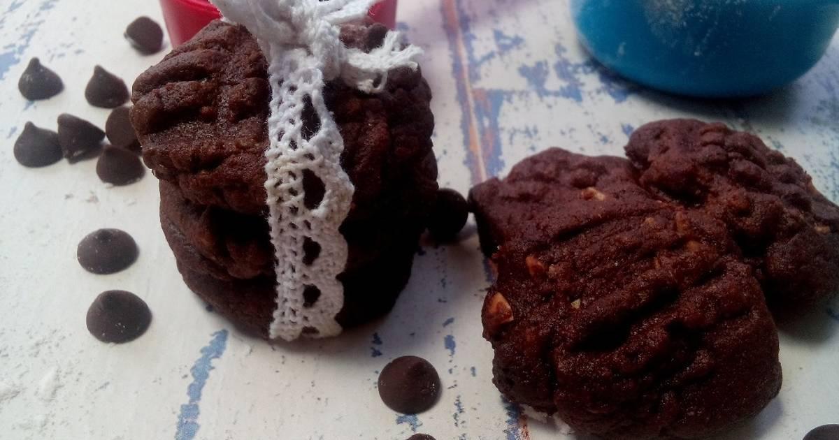Resep Kukis Cokelat Kacang