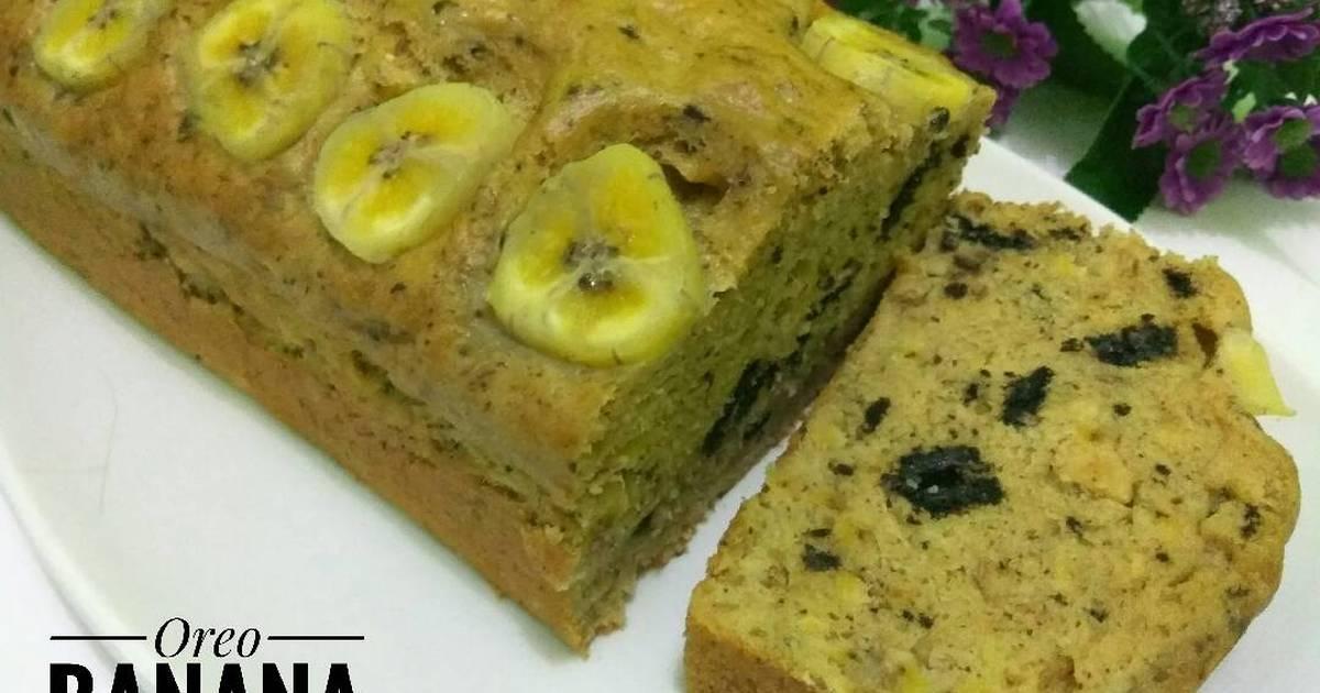Resep Cake Kukus Gula Palem: Cake Pisang Kukus