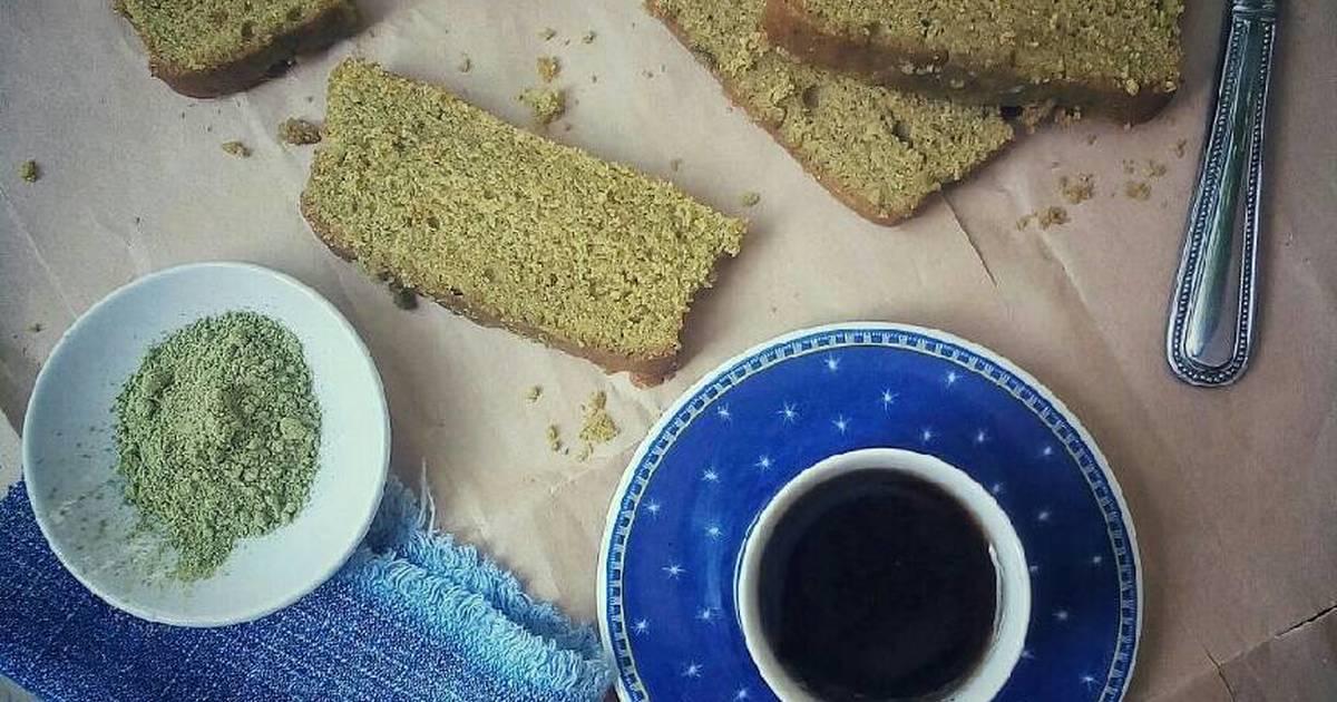 Resep Matcha buttercake