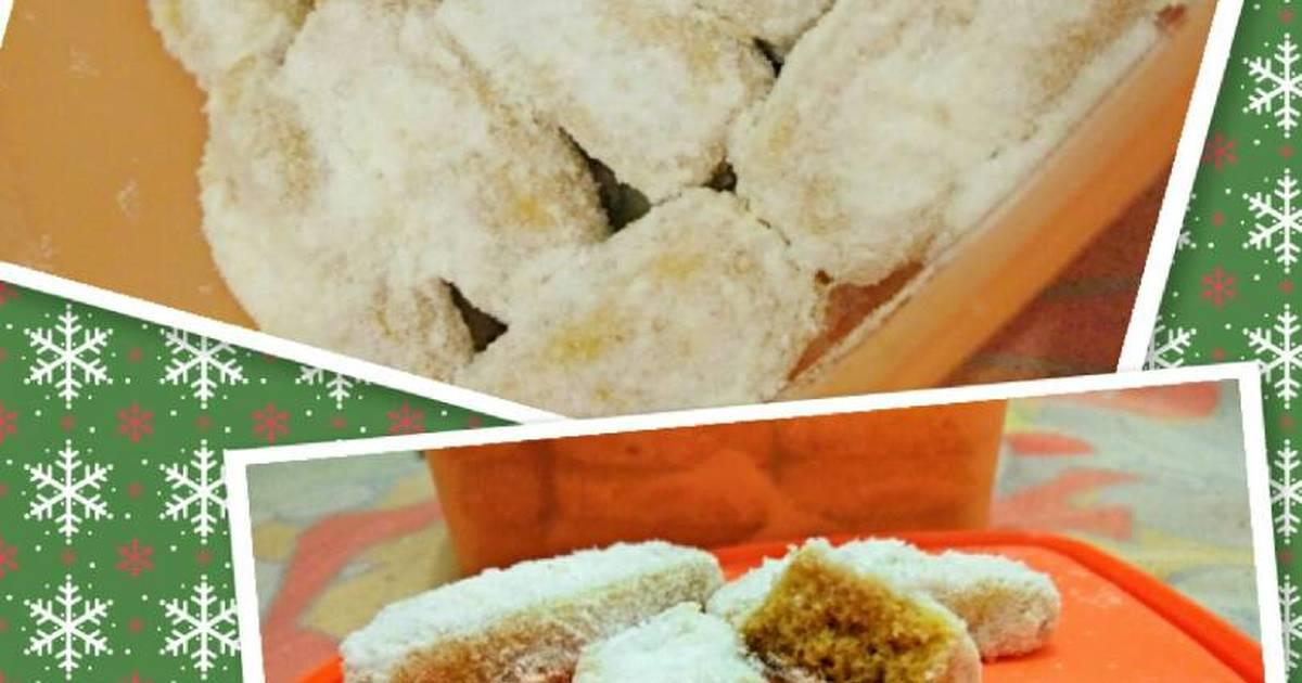 Resep Melting Moment Cookies (Tanpa Telur)