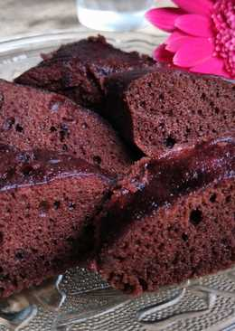 Brownies Kukus Chocolatos Tanpa Telur