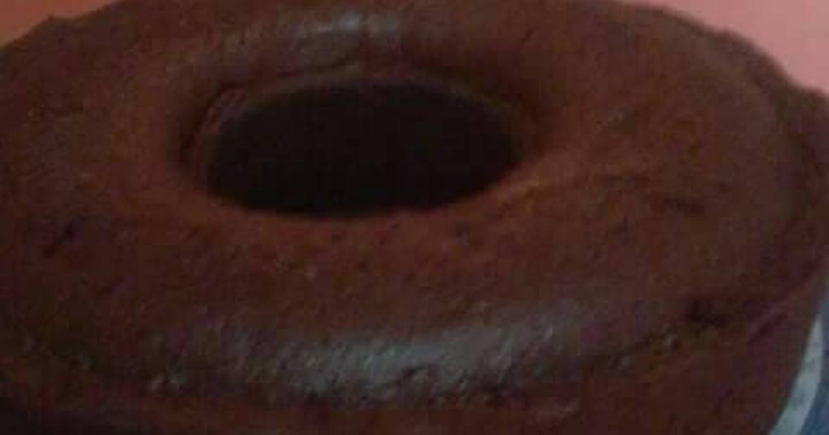 Resep Bolu Karamel Sarang Semut