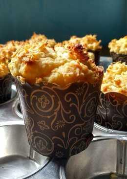 Cheese Custard Muffin the Best cheese muffin EVER #BikinRamadanBerkesan