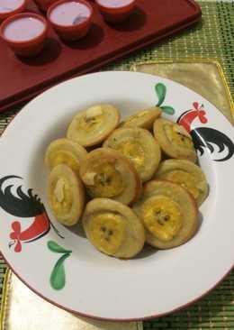 14. Roti pisang Banjar ala fe #pekaninspirasi