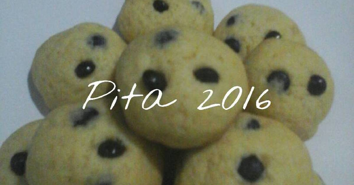 Resep Chewy cookie
