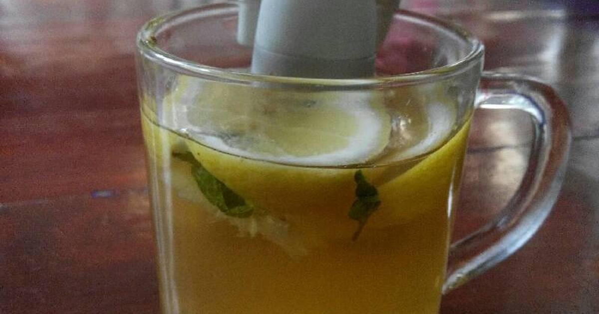 Resep (resep Home remedies) miracle 'tea'