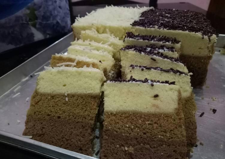 Resep Cake Tiramisu Kukus - SusiLowati