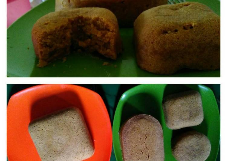 Resep Cake Kukus Gula Palem: Resep Bolu Kukus Gula Merah+keju Oleh Anis Yulia