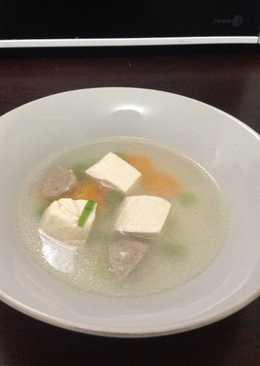 Sup No MSG, No Kaldu Instan, No Air Kaldu