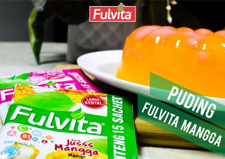 Puding Fulvita Mangga