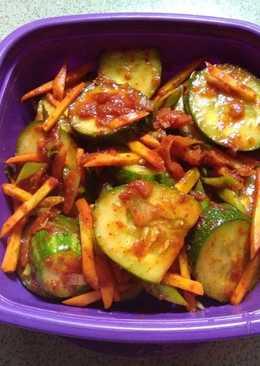 Kimchi Oisobagi a.k.a. Kimchi timun