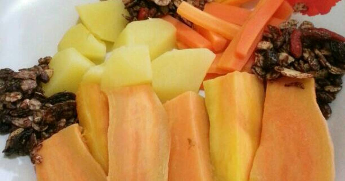 Mana Sumber Karbohidrat yang Lebih Sehat: Ubi Jalar atau Kentang?