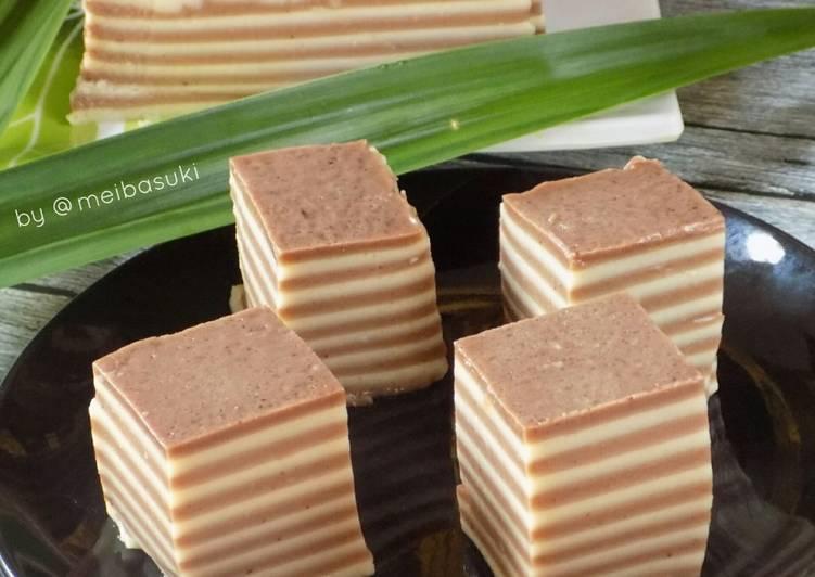 Resep Kue Lapis Hula-Hula Kiriman dari Mei Basuki