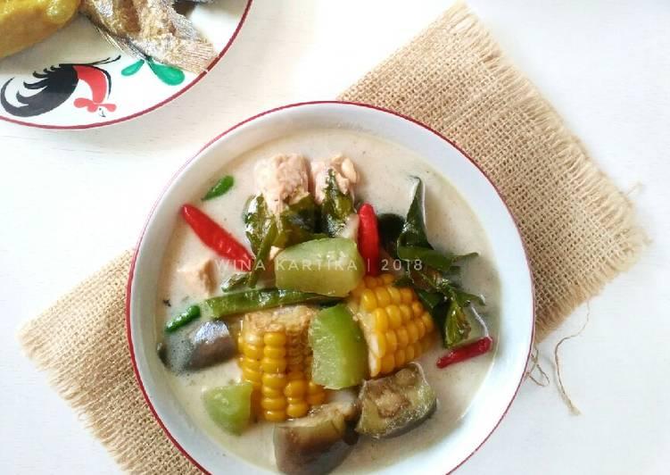 10. Sayur Lodeh Ala Sunda #rabubaru