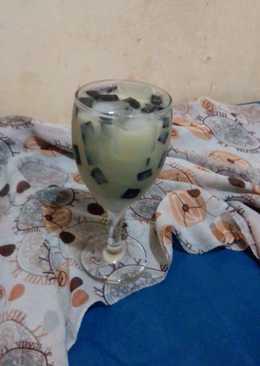 Green Tea Cincau