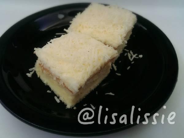 Cake Super Cheesy and Easy - nggak enek, anti gagal #beranibakin