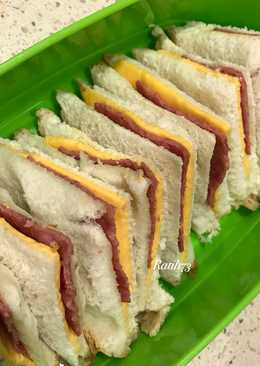 Sandwich Super Simple Bekal Anak