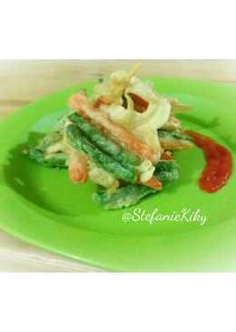 Tempura sayuran