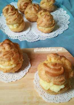 Sus/Soes/Choux Pastry (#PR_SoesBukanSusi)