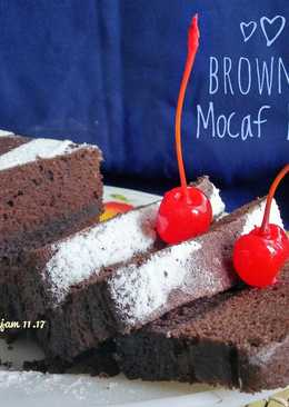 Brownies Mocaf Kukus